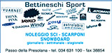 BETTINESCHI SPORT